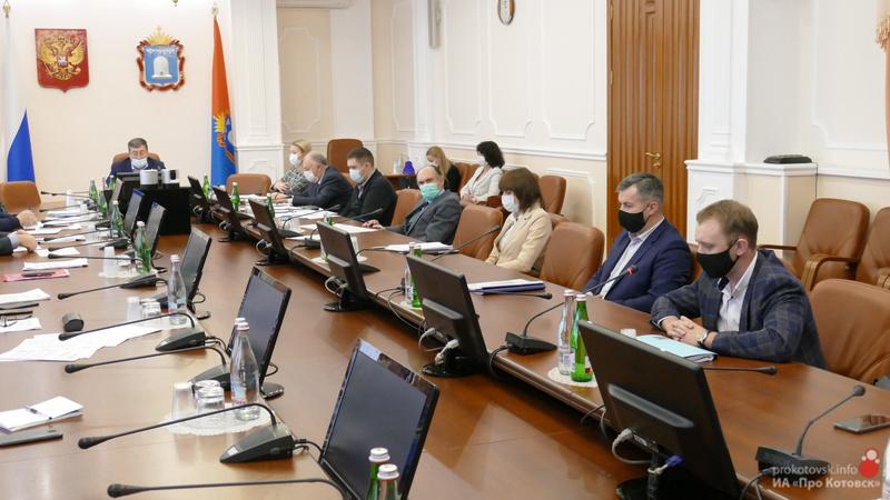 """Наблюдательный совет одобрил три инвестпроекта для ТОСЭР """"Котовск"""""""