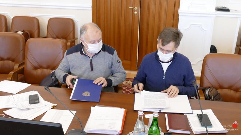 """Новый резидент ТОСЭР """"Котовск"""" откроет завод по производству полипропиленовой упаковки"""