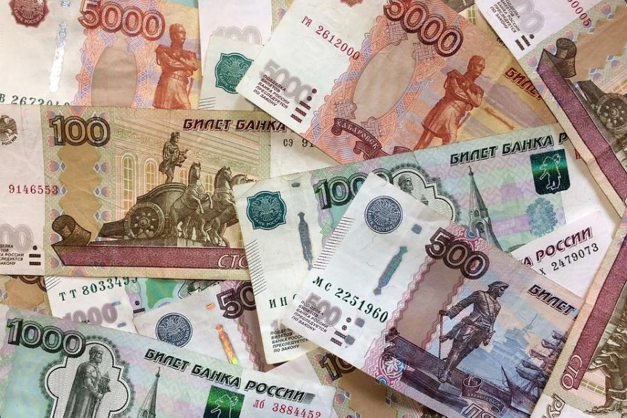 Объём вкладов тамбовчан вырос до 105 млрд рублей
