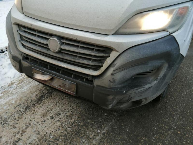 Пассажирка такси пострадала в ДТП в Тамбове