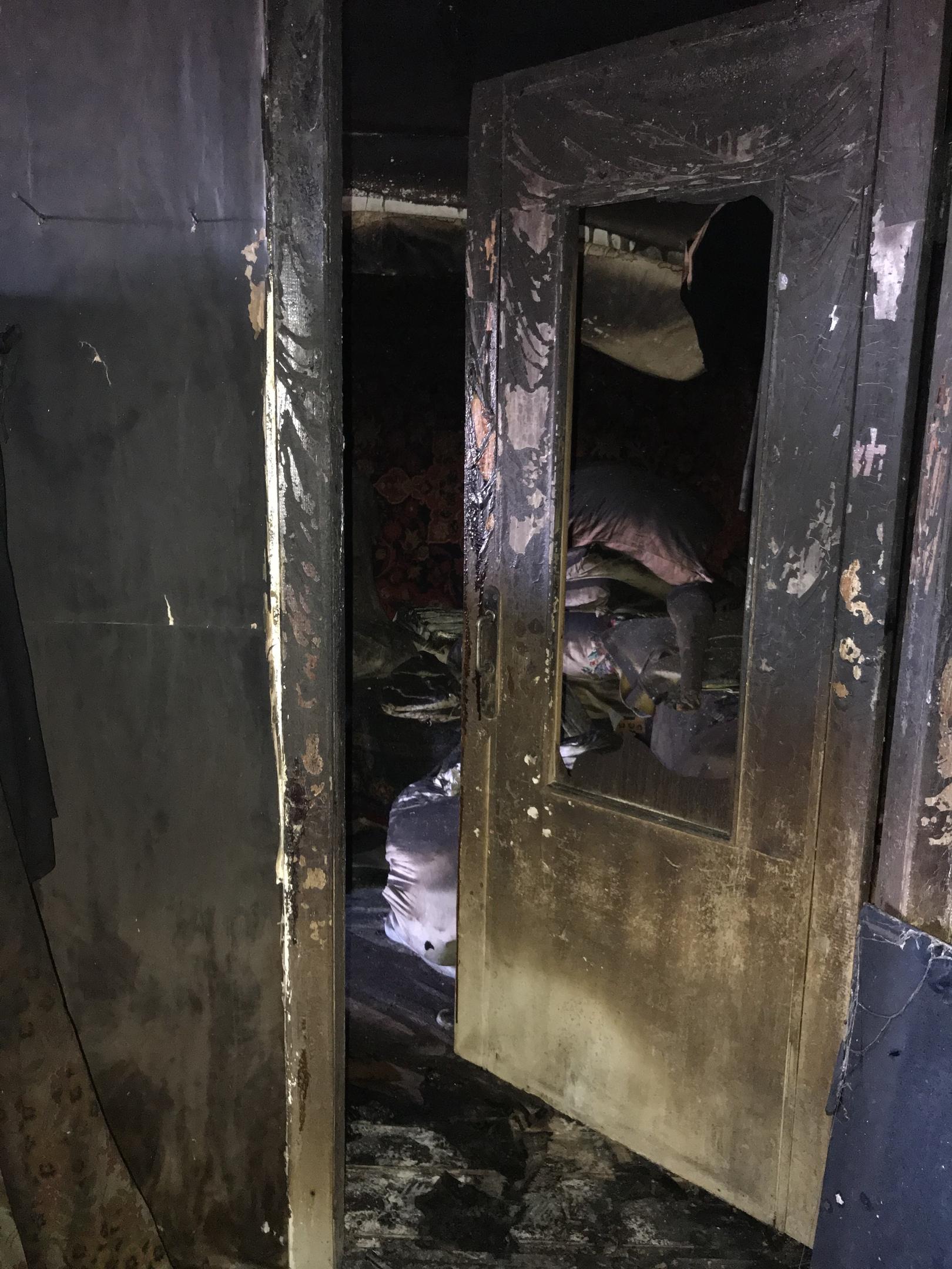 Пенсионерка погибла при пожаре в Ржаксинском районе
