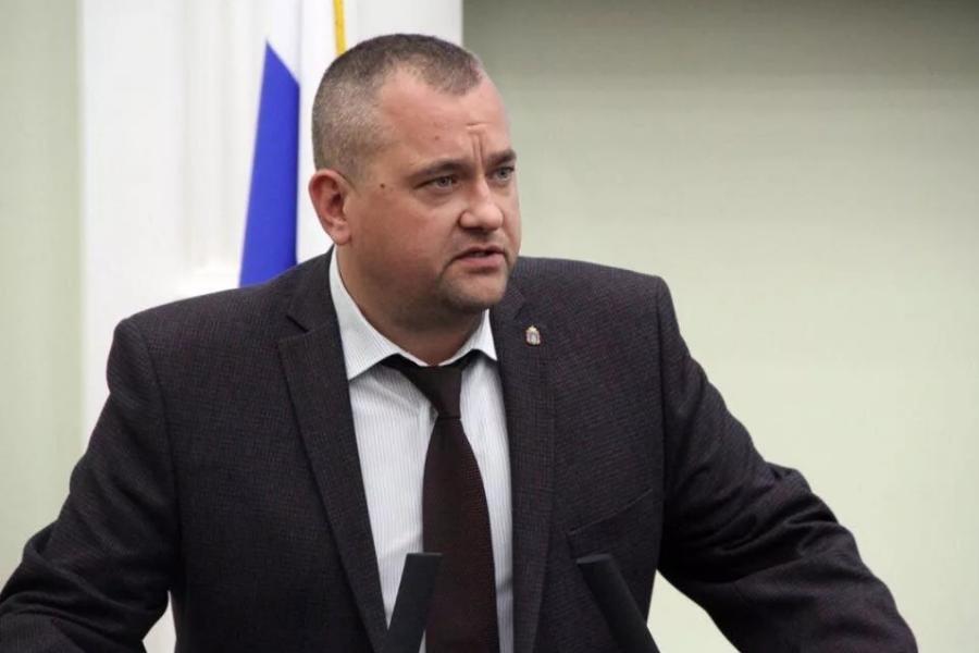 Первый вице-губернатор Олег Иванов отмечает день рождения