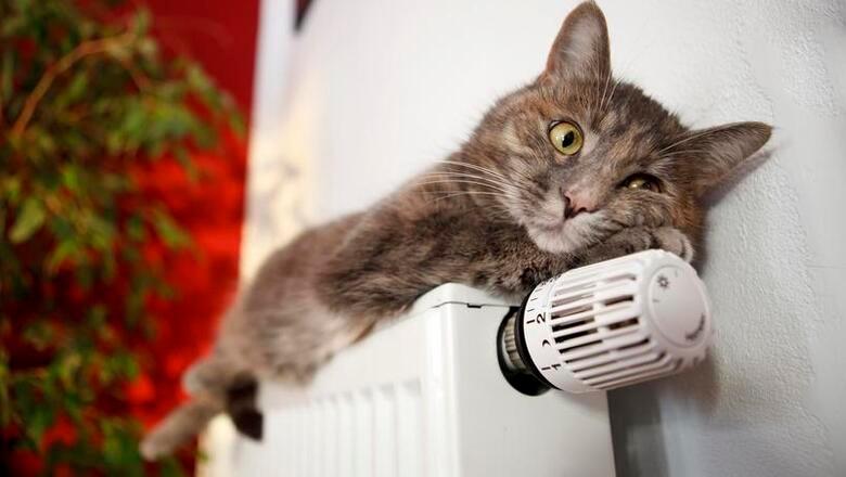 После вмешательства прокуратуры в одном из домов в Строителе включили отопление