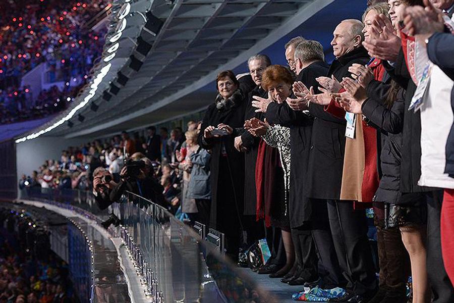 Россия оспорит решение Спортивного арбитражного суда относительно Путина