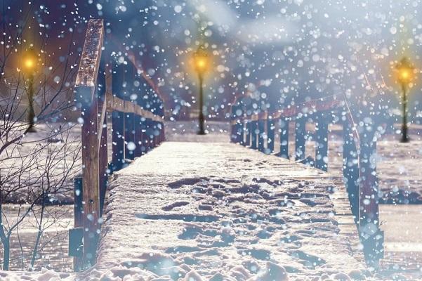 Синоптики обещают Тамбову снежное прибавление в выходные
