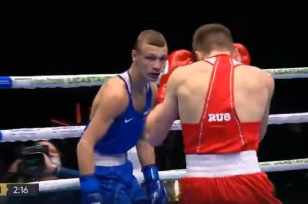 Спортсмен из Моршанска занял третье место на чемпионате России по боксу