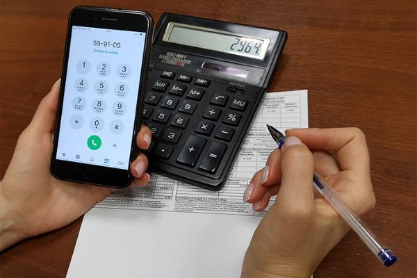 Тамбовчане смогут передать показания газового счётчика по многоканальному телефону