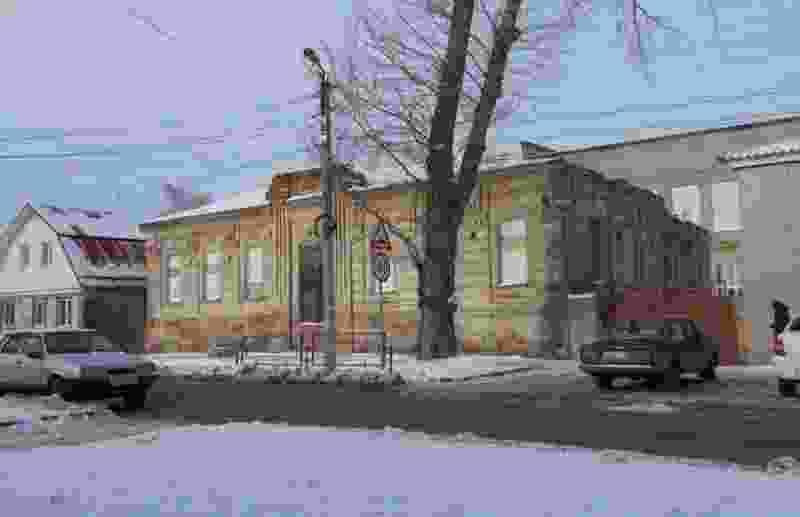Тамбовская епархия получит историческое здание на Кронштадтской