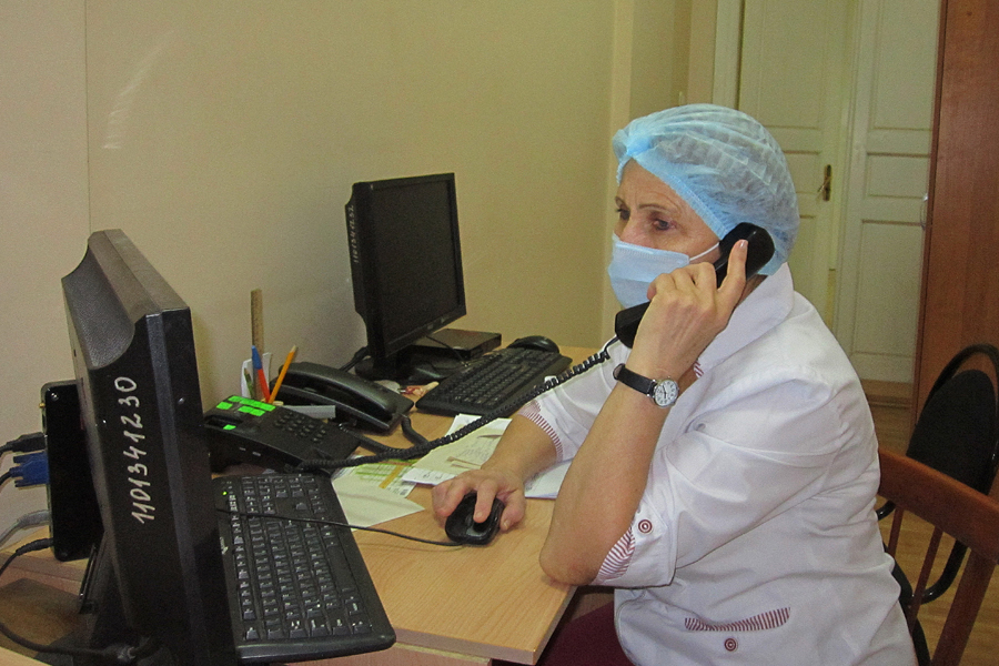 Тамбовские колл-центры приняли почти 200 тысяч звонков по вопросам коронавируса
