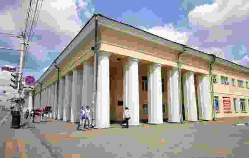 Тамбовский «Гостиный двор» переходит в собственность региона