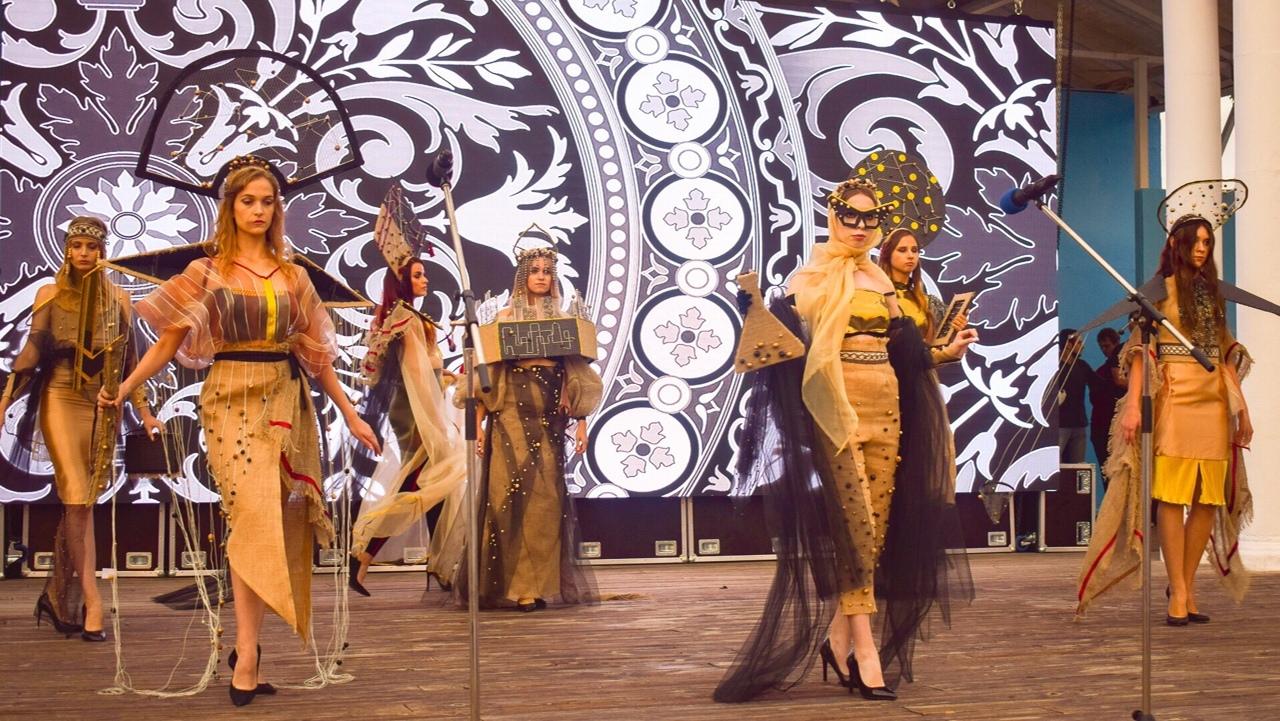"""Театр мод ТГТУ """"Эклектика"""" занял второе место на международном фестивале"""