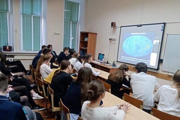 Учащиеся базовых школ РАНТамбовской области прослушали лекции ведущих российских ученых