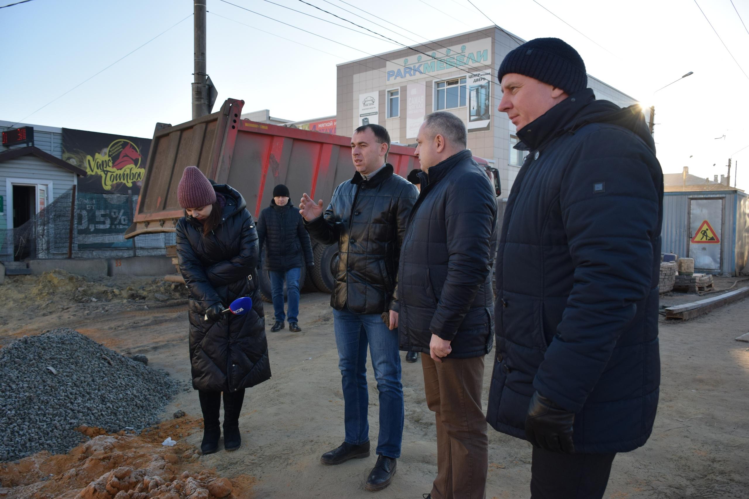 Улицу Коммунальную в Тамбове намерены привести в порядок