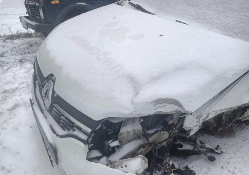 В аварии под Рассказовом пострадал 6-летний мальчик