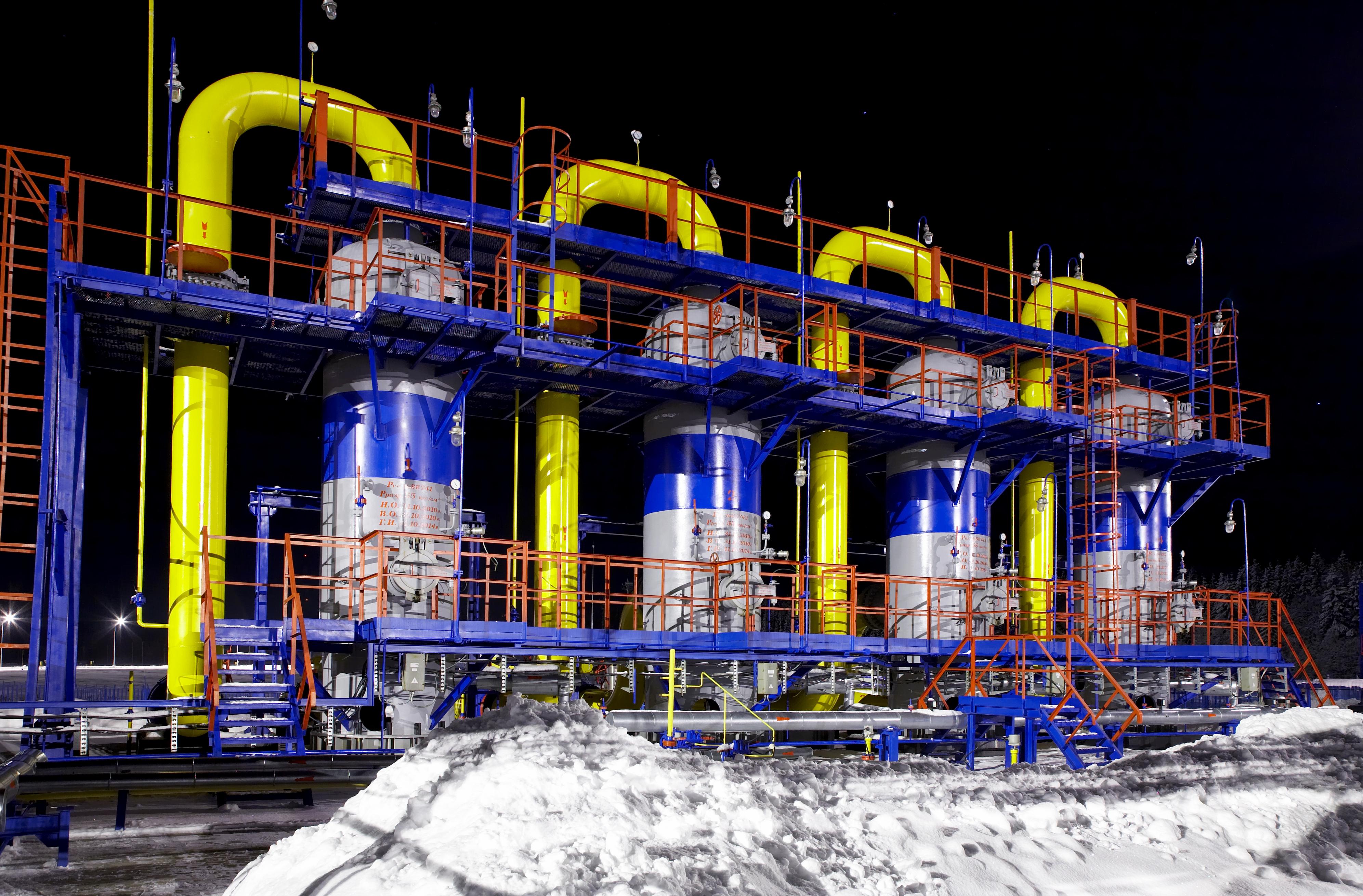 """В """"Газпром трансгаз Москва"""" подвели итоги уходящего года"""