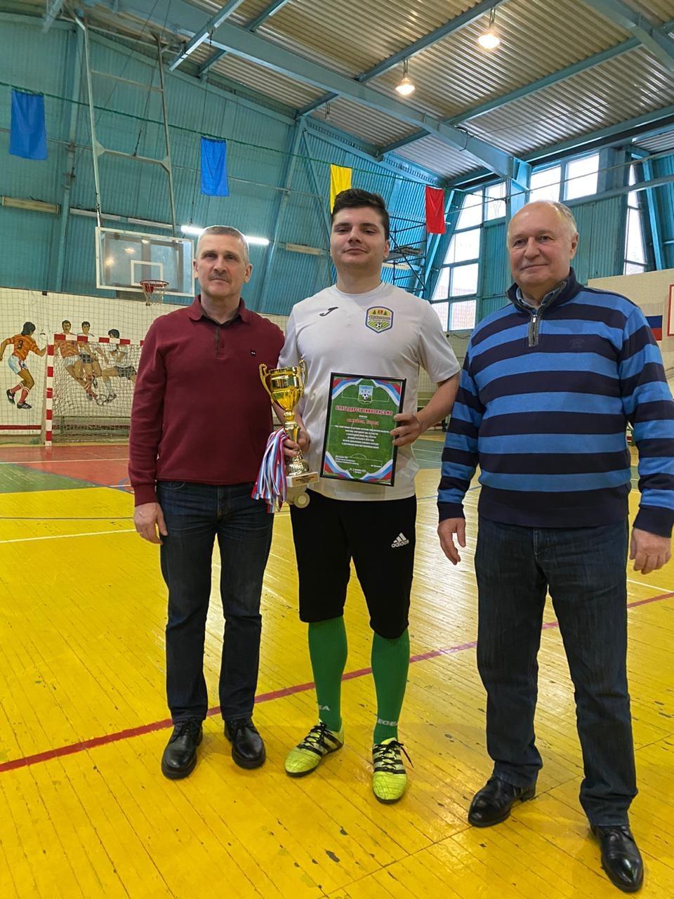 В Котовске прошёл турнир по мини-футболу