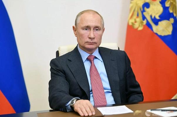 В Кремле сообщили о планах Путина сделать прививку от коронавируса