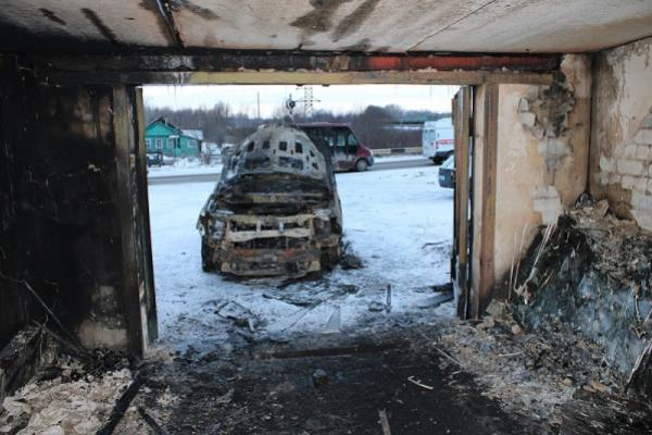 В Мичуринске вынесли приговор женщине, организовавшей поджог машины бывшего мужа