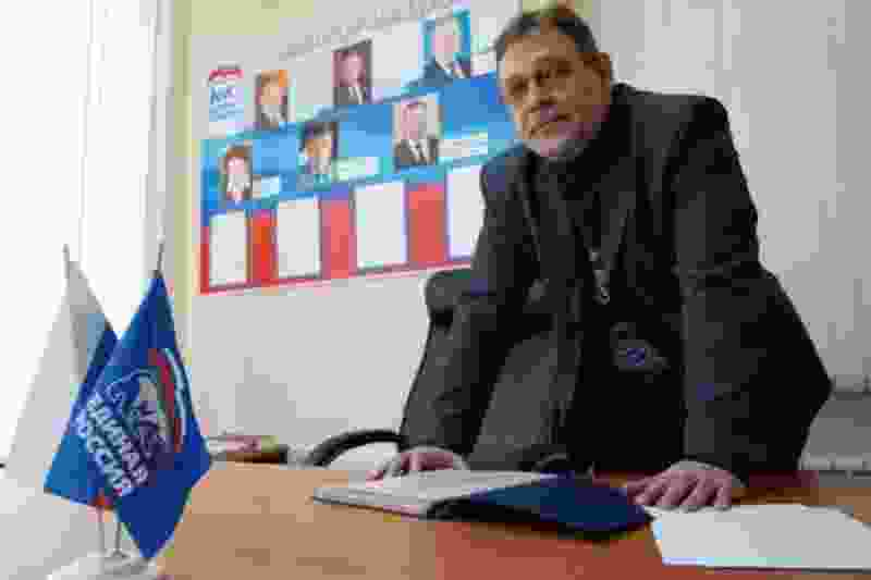 В Моршанске переизбрали главу города