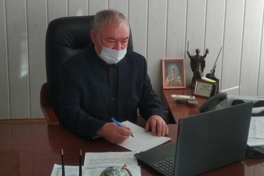 В Моршанском районе прошёл приём граждан
