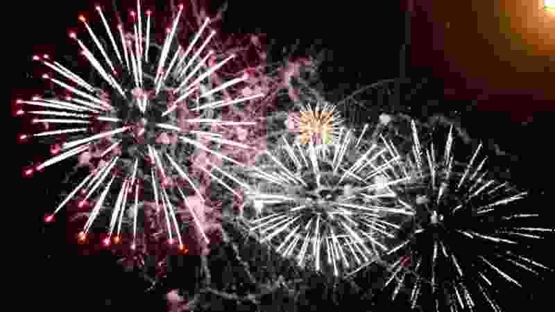 В новогоднюю ночь тамбовчане увидят праздничный салют