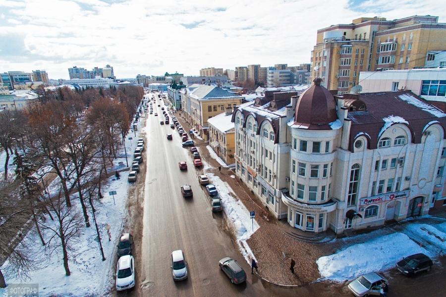 """В рейтинге """"умных"""" городов Тамбов занял 19 строчку"""
