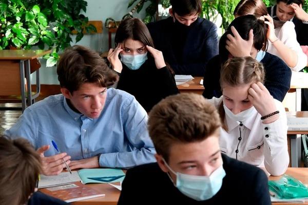 В России продлили ковидные правила для школ и детсадов до 2022 года