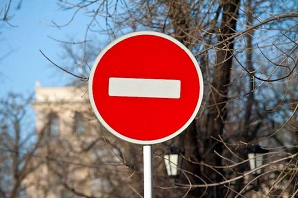 В Тамбове 31 декабря вводится ряд ограничений для движения транспорта