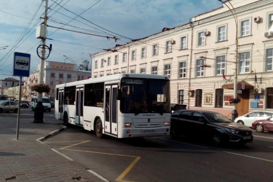 В Тамбове изменится расписание двух городских маршрутов