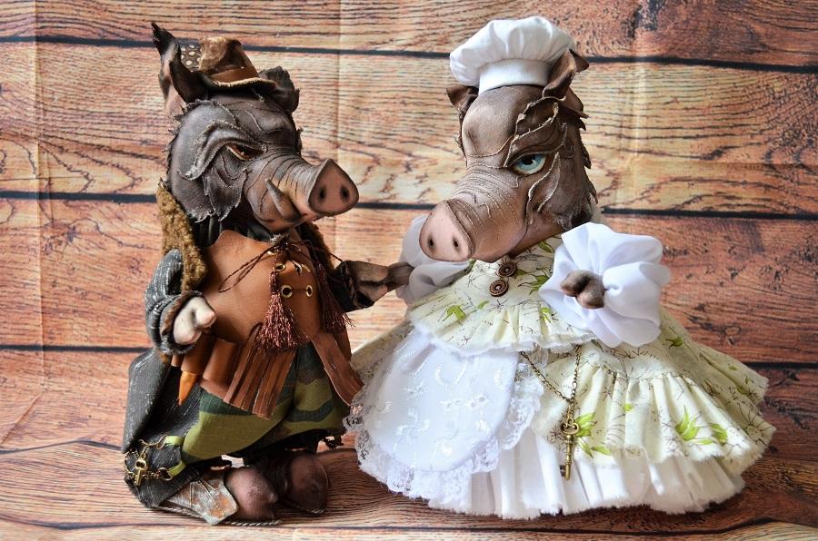 В Тамбове откроется выставка интерьерных кукол из сказок