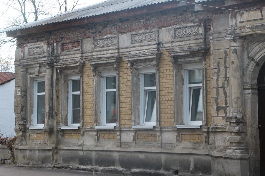В Тамбове разваливающиеся памятники культуры будут сдавать в аренду за 1 рубль