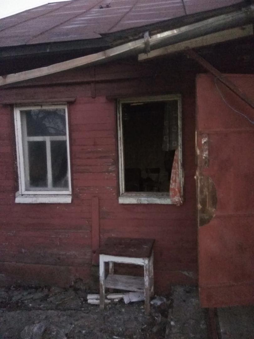 В Тамбове во время пожара погибла женщина