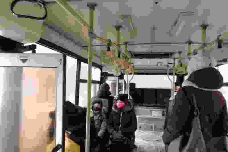 В Тамбове во время рейда обнаружили 7 «безмасочных» водителей автобусов