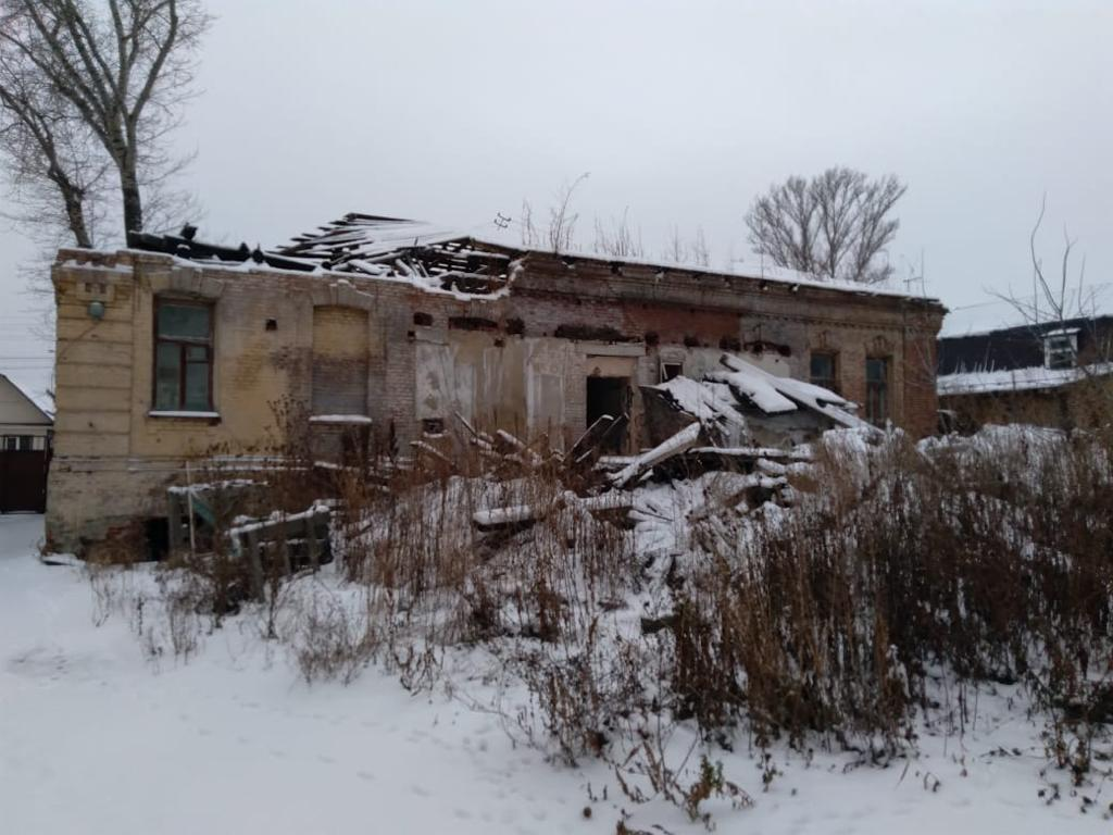 В Тамбове здание по улице Кронштадтской передали церкви