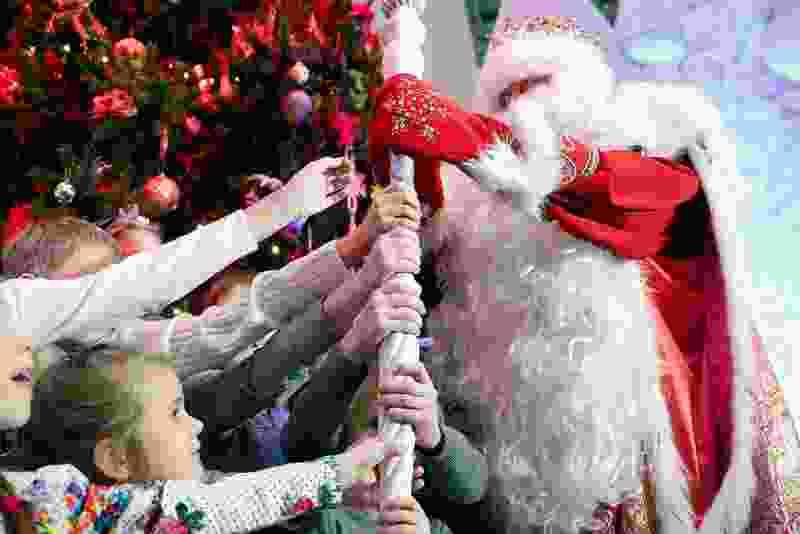 В Тамбовской области частично сняли ограничения для новогодних праздников в детсадах