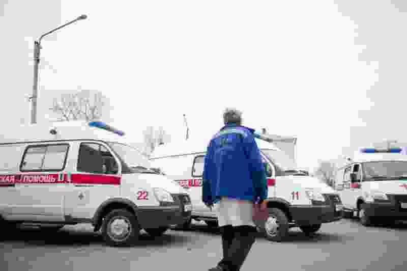 В Тамбовской области на 20 процентов увеличено количество бригад скорой помощи