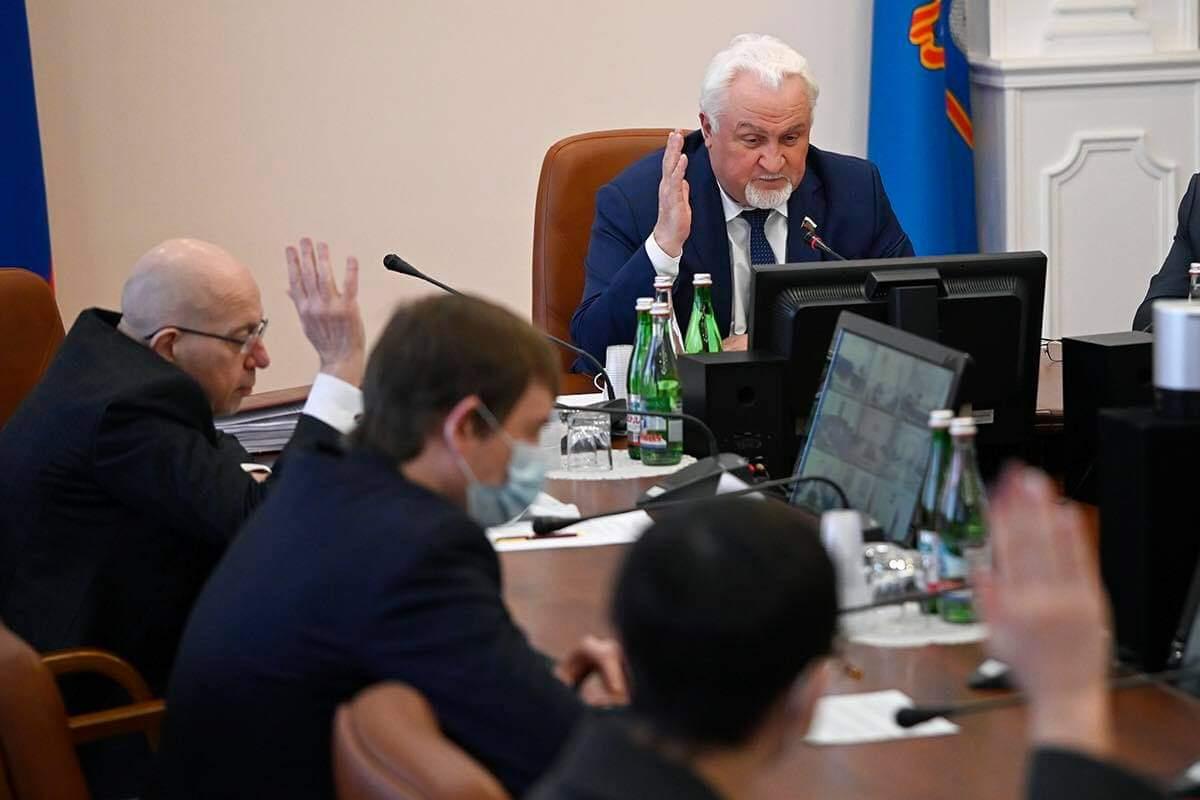 В Тамбовской области внесли изменения в закон о налоге для предпринимателей