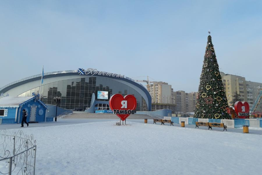 В Тамбовской области запретили выезды на дом Деда Мороза