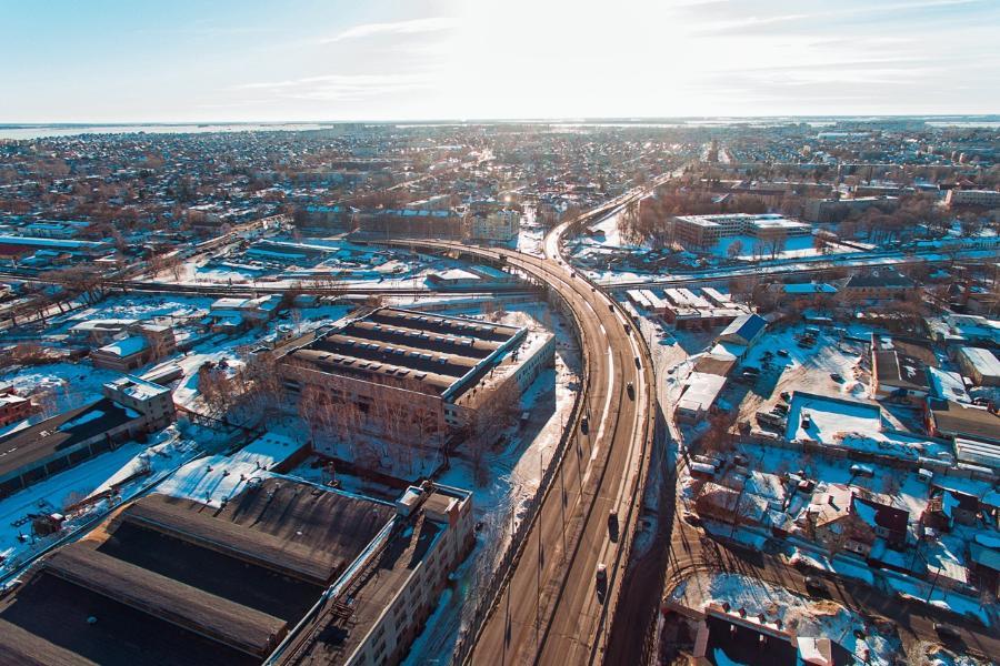 В Тамбовской области завершился ремонт автодорог