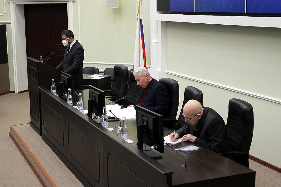 В закон о выборах депутатов Тамбовской областной Думы вносят изменения