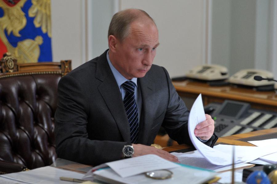 Владимир Путин озвучил состав нового Госсовета