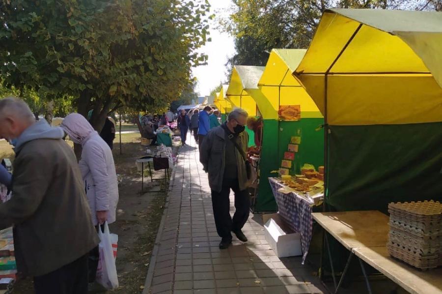 """Ярмарку возле КДЦ """"Мир"""" планируют перенести"""
