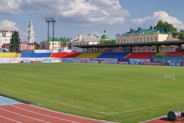 Гендиректор «Тамбова» рассказала, какстадион клуба превратился вкаток