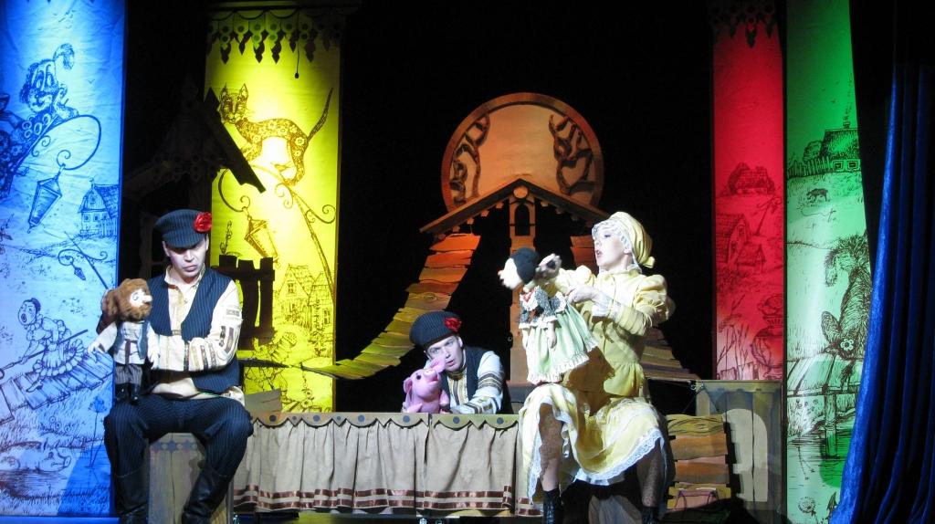 Культурная жизнь возвращается в Тамбов: спектакли, выставки, выступления. Часть 1