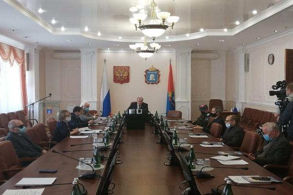 На должность Уполномоченного по правам ребенка в Тамбовской области претендуют два человека