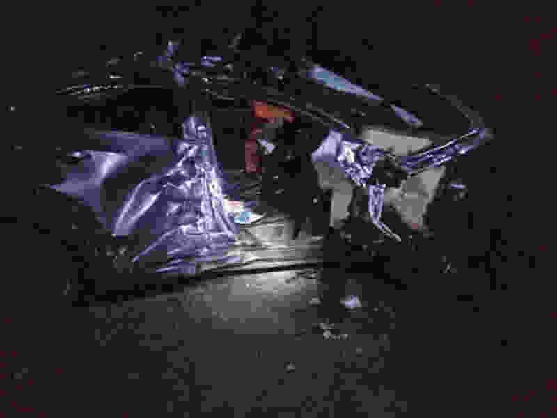 На трассе под Тамбовом произошло ДТП с двумя погибшими