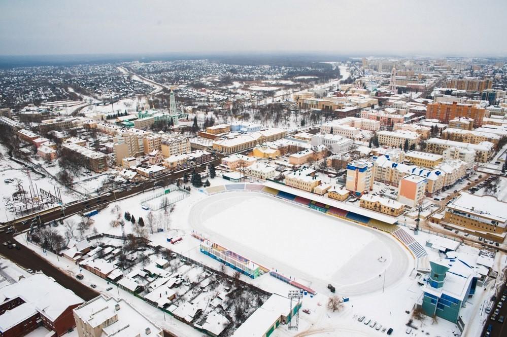 Новогодний Тамбов: афиша мероприятий до 10 января