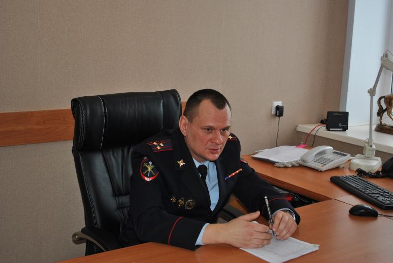 Общественники оценили работу рассказовского отдела полиции