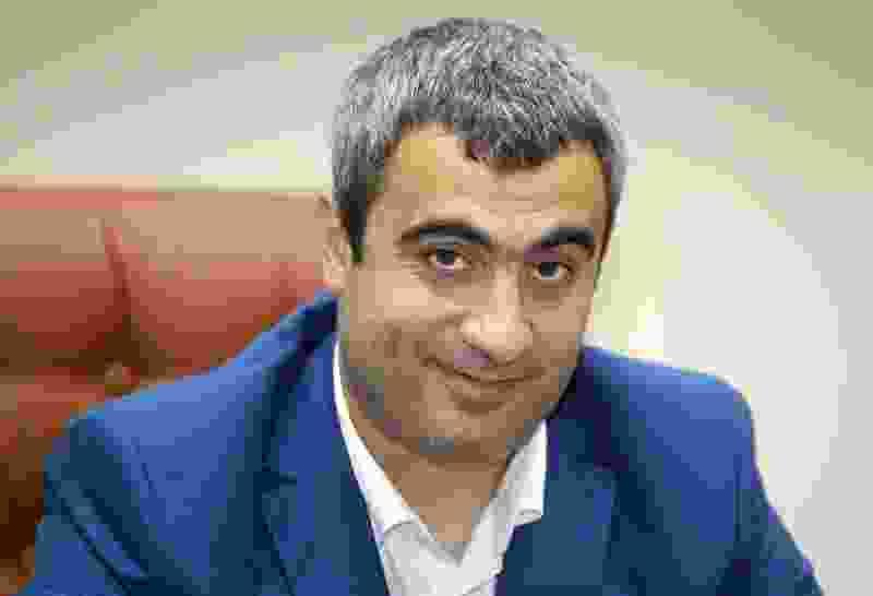 Оганесян покинул пост президента ФК «Тамбов» через неделю после назначения
