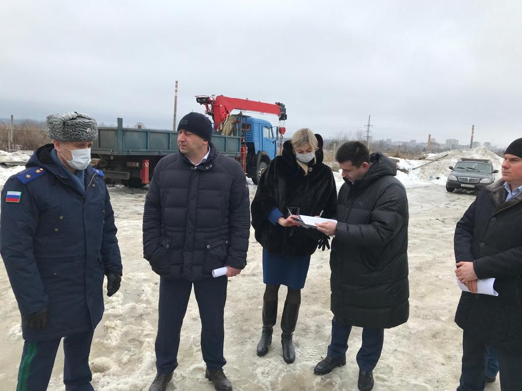 Прокурор Тамбовской области приступил к решению проблем обманутых дольщиков